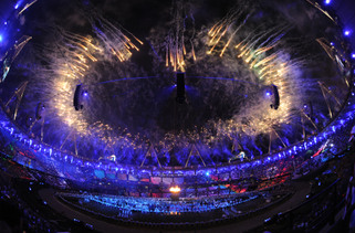 London 2012 Opening Ceremony: Bonkers But Brilliant