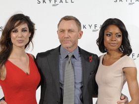 James Bond royal premiere to benefit real spies