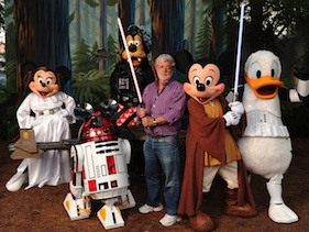 Disney Buys Star Wars Franchise