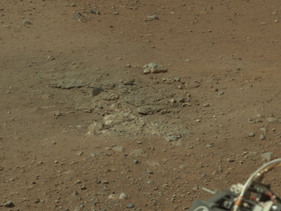 Curiosity To Zap Rocks With Laser