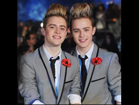 X Factor's Jedward - funniest double act?