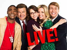 Another 30 Rock Live episode?