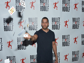 David Blaine Reveals His New Stunt