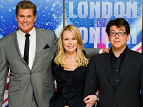 Michael McIntyre: I look like The Hoff's dad