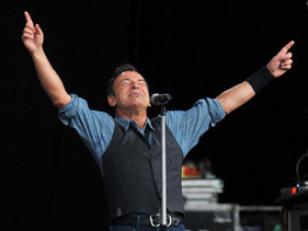 Health And Safety Hits Back As Springsteen Hauled Off Stage