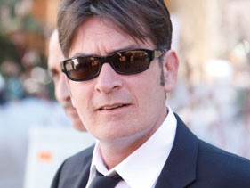 Charlie Sheen talks about Anger Management