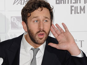 Chris O'Dowd on Bridesmaids 2