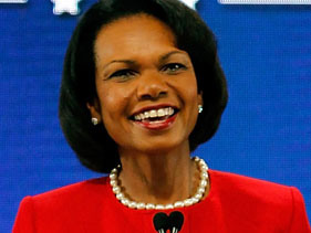 Condoleezza Rice for 30 Rock cameo