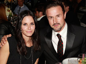 Courteney Cox teaming up with David Arquette for new comedy?