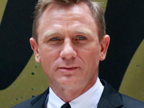 This week on The Daily Show...Daniel Craig