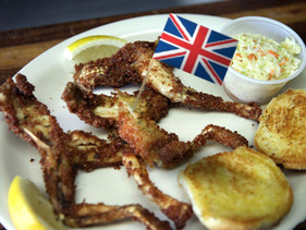 Did the British invent Frogs Legs? Archeologists accuse us of being secretly French