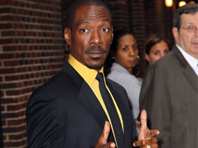 Twins becomes Triplets with Eddie Murphy?
