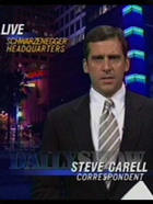 Steve Carell through the years