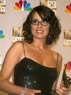 Tina Fey through the years