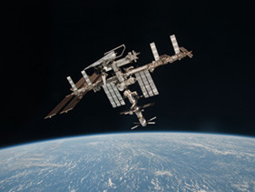 Space Station Saved By Toothbrush