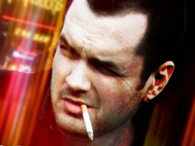 Pre-Order Jim Jefferies 'I Swear to God / Contraband' on DVD now