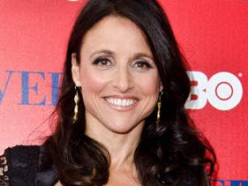 What did Julia Louis-Dreyfus find in the US Senate? (VIDEO)