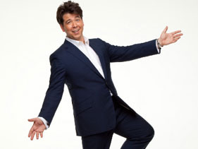 Michael McIntyre announces 2012 Autumn tour