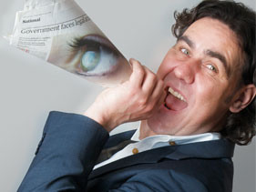 Micky Flanagan is UK's most popular comedian