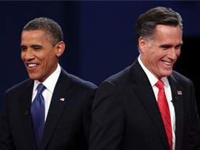 Romney And Obama Fail To Provide New Meme