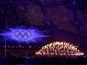 Olympics Closing Ceremony Spectacular