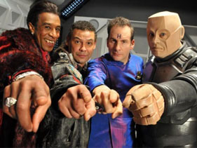 The Return of Red Dwarf
