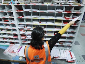 Royal Mail To Hire 1000 New Workers