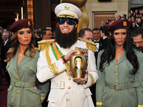 Sacha Baron Cohen's Dictator Banned from BBC?