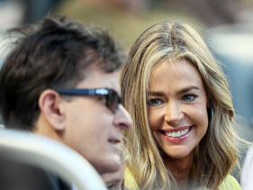 Sheen and Denise Richards Reunite on Tonight's Anger Management
