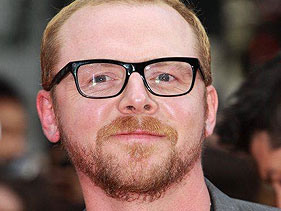 Simon Pegg returns to the silver screen