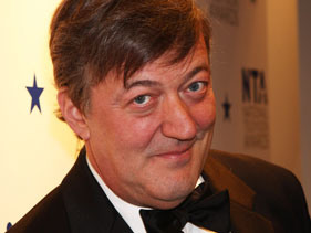 Stephen Fry would face prison over Twitter Joke Trial