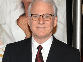 Steve Martin gives Oscar hosting tips to Eddie Murphy