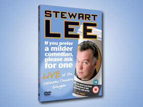 Stewart Lee wins Chortle Award!