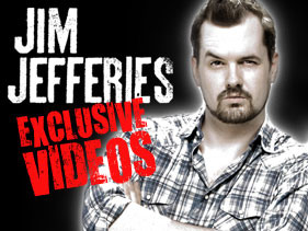Jim Jefferies: Too rude for TV