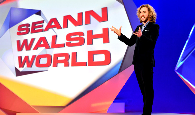 All New Seann Walsh World!