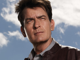 A legend returns. Charlie Sheen's Anger Management comes to Comedy Central this autumn