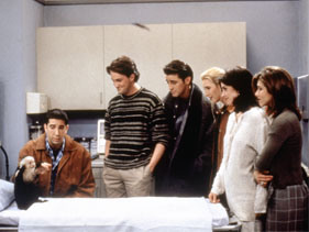 Friends | Season 1 | Episode 17 | The One With Two Parts: Part 2