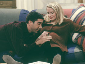 Friends | Season 1 | Episode 9 | The One Where Underdog Gets Away