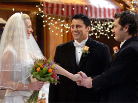 Friends | Season 10 | Episode 12 | The One With Phoebe's Wedding