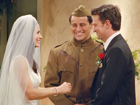Friends | Season 7 | Episode 24 | The One With Monica And Chandler's Wedding (Part 2)