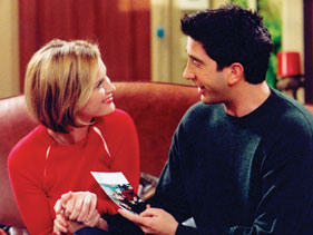 Friends | Season 8 | Episode 11 | The One With Ross's Step Forward