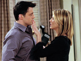 Friends | Season 8 | Episode 12 | The One Where Joey Dates Rachel