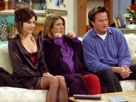 Friends | Season 8 | Episode 15 | The One With the Birthing Video