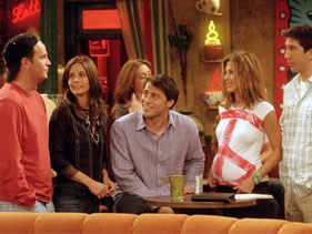 Friends | Season 8 | Episode 19 | The One With Joey's Interview