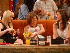 Friends | Season 8 | Episode 22 | The One Where Rachel is Late