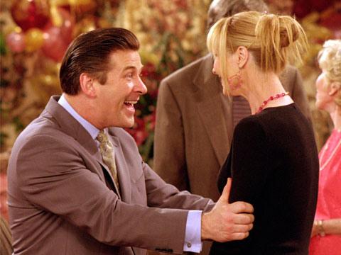 Famosos en la serie Friends