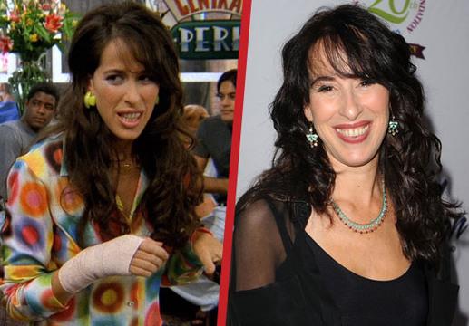 The Friends Cast - Then and Now - Jaaaaaaaaaanice  Look at Maggie    Friends Cast Now