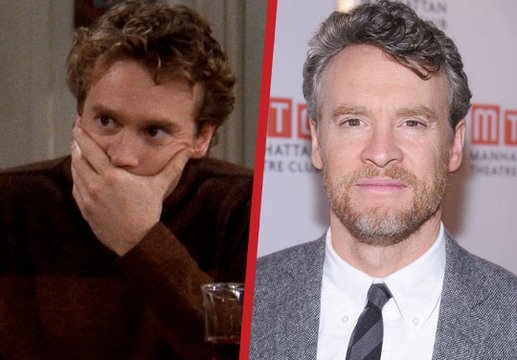 The Friends Cast - Then and Now - Remember bird-fearing Joshua? Here's Tate Donovan now.