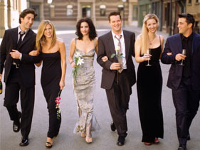Friends | Season 4 | Episode 10 | The One With The Girl From Poughkeepsie