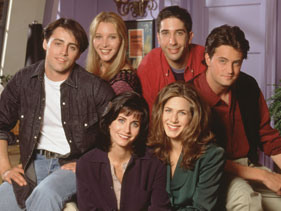 Friends | Season 1 | Episode 8 | The One Where Nana Dies Twice